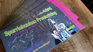 Voorbeeld kaartje pronkzitting Spurriebuuken 2015