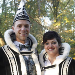 Prins Erwin I en Prinses Sabrina